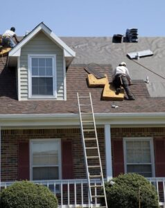 Roof replacement services in & near Lakeland, FL