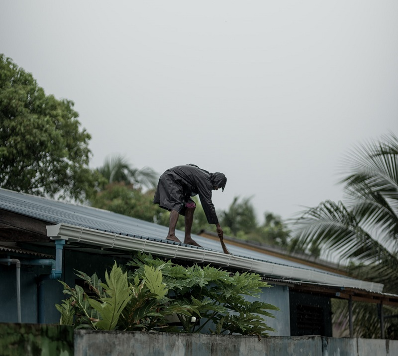 roof cleaning checklist for springs